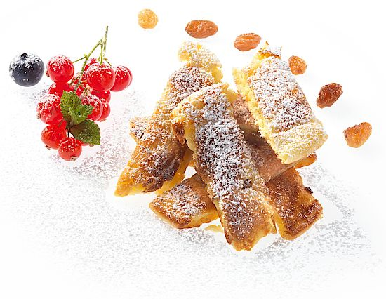 A picture shows a Kaiserschmarren