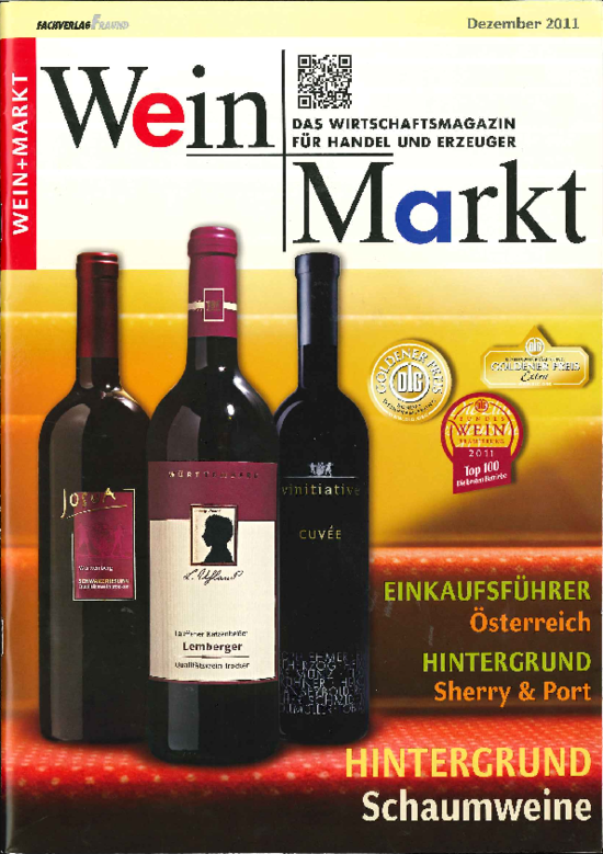 "[Translate to Japanisch:] Cover ""Wein + Markt"""