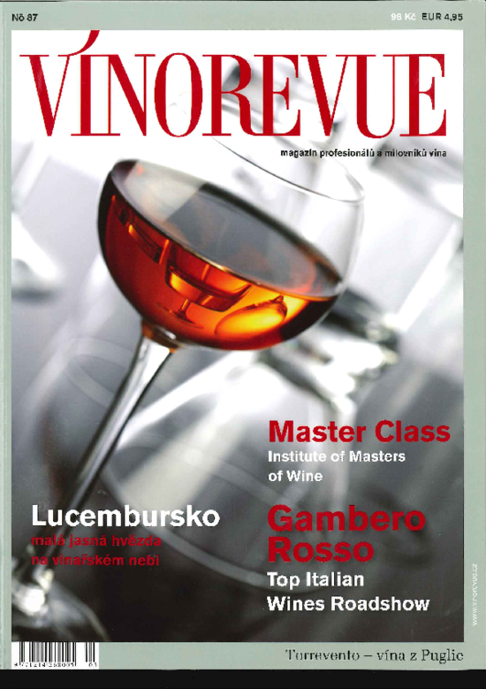 "[Translate to Japanisch:] Cover ""Vinorevue"""