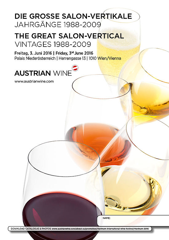 The Great SALON-Vertical – Vintages 1988-2009