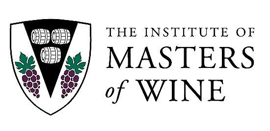 [Translate to Japanisch:] A picture shows The Institute of Masters of Wine Logo