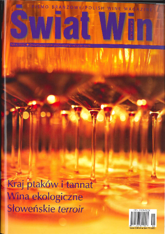 "Cover ""Swiat Win"""